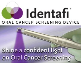 Identafi Oral Cancer Screening Technology